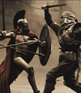 spartan-fighting-300