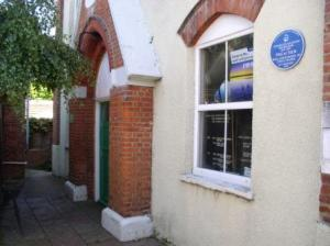 Artillery Street Chapel (exterior)