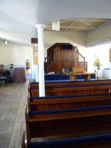 Artillery Street Chapel (interior)