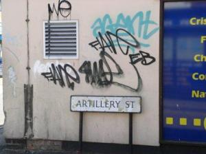 Artillery Street