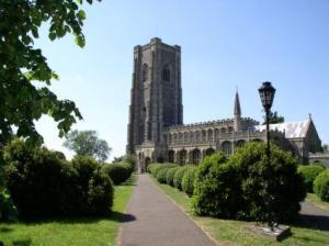 St Peter and St Paul, Lavenham
