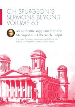 Sermons Beyond Volume 63 (CHS)