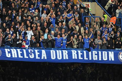 chelsea our religion